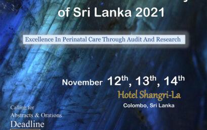 Annual Scientific Congress 2021